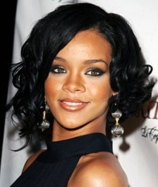 Short Bob Picture Wave Lace Front Wigs Indian Remy Hair On Sale